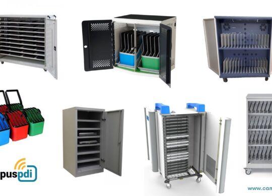 armarios de carga